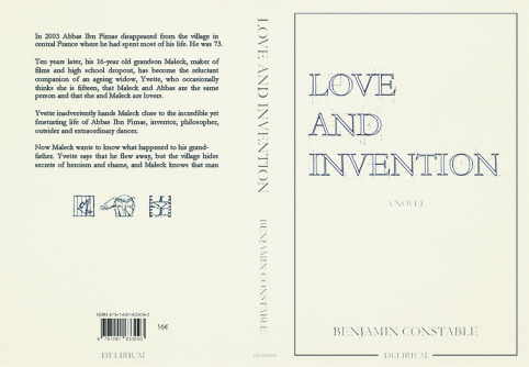 Love and Invention full cover